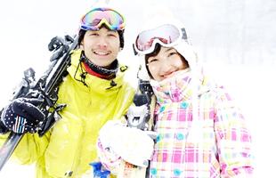 スキー・スノーシュープランのイメージ